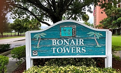Bonair Towers, 1