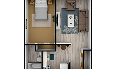 Bathroom, 1040 Bryden Rd, 2