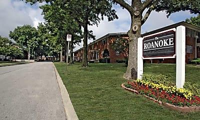Community Signage, The Roanoke, 1