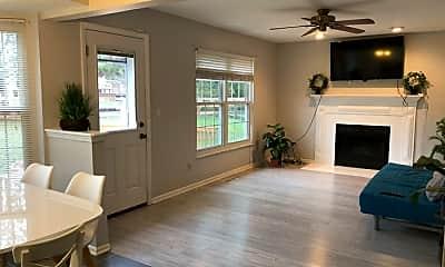 Living Room, 5035 Revere Court, 2