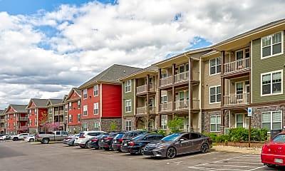 Building, Cortland Bellevue, 0