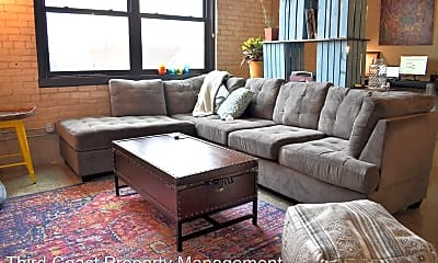 Living Room, 25 Jefferson Ave SE, 1