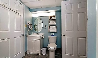 Bathroom, 225 N Shore Dr, 2