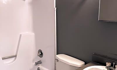 Bathroom, 420 N Gilmer St Apt 18, 2