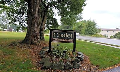 Chalet Apartments, 1