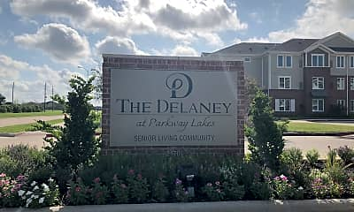 The Delaney at Parkway Lakes, 1