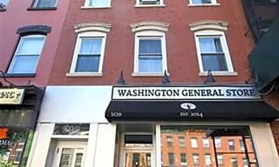 Building, 509 Washington St, 2