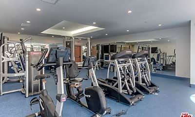 Fitness Weight Room, 417 S Barrington Ave, 0