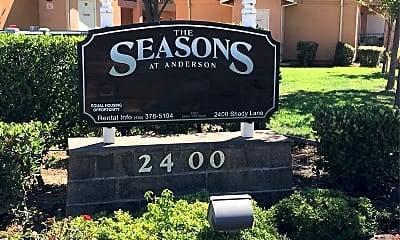 Seasons At Anderson, 1