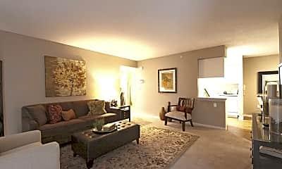 Living Room, Pebble Creek, 1