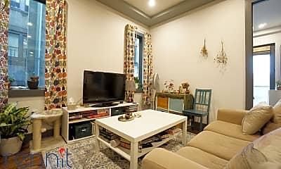Living Room, 272 Throop Ave, 0