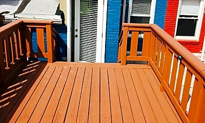 Patio / Deck, 2331 Eastern Ave, 2