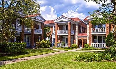 Building, Vineville Court Apartments, 0
