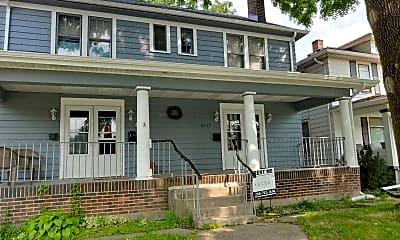 Building, 4109 S Calhoun St, 2