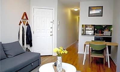 Living Room, 250 York St 3C, 1