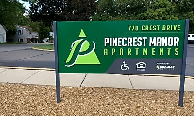 Pinecrest Manor Apartments, 1