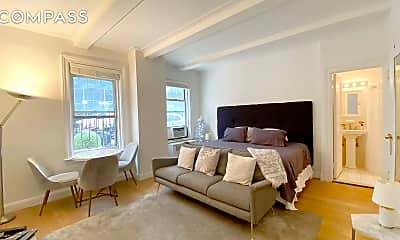 Bedroom, 25 W 64th St 1-A, 0