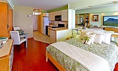 Bedroom, 2877 Kalakaua Ave 702, 1