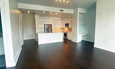 Living Room, 2502 N Houston St 2005, 1