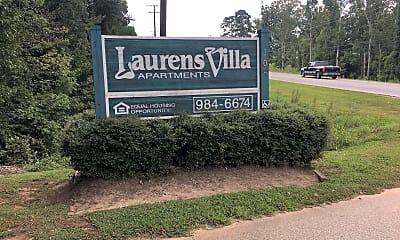 Laurens Villa Apartments, 1