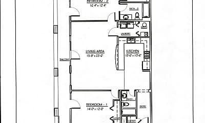 Building, 115 E 6th St, 1