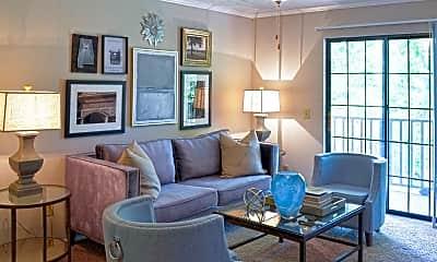Living Room, Woodmere Creek, 1