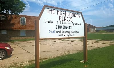 Highlander Place West, 1