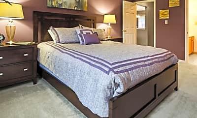 Bedroom, Exeter Village, 2
