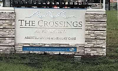 THE CROSSINGS AT RIVERVIEW, 1