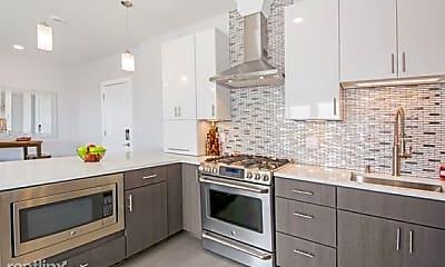 Kitchen, 18 Cliveden St, 1