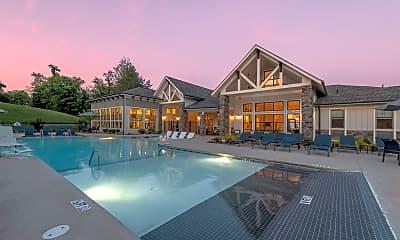 Pool, Asheville Exchange, 0