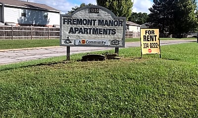 Fremont Manor Apartments, 1