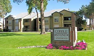 Building, Cobblestone Apartments, 0