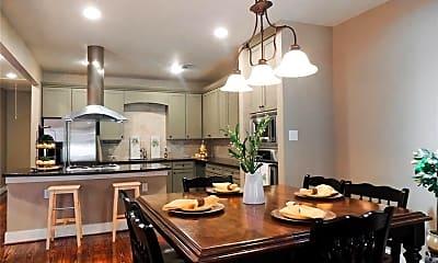 Kitchen, 1402 Asbury St, 1