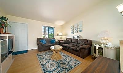 Living Room, 4903 Vincennes St 212, 1