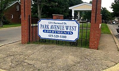 Park Ave West Apartment Co, 1