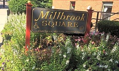 Millbrook Square, 1
