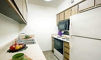 Kitchen, Riviera Park, 1