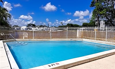 Pool, 1901 NW S River Dr 16B, 1