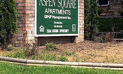 Aspen Square Apartments, 1