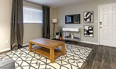 Carlyle Apartment Homes, 1