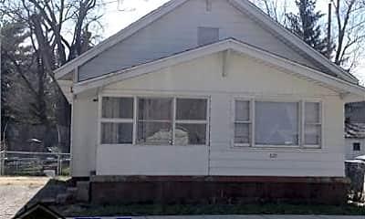 Building, 829 Park St, 0
