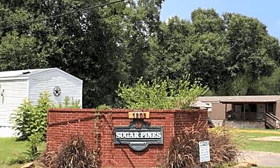 Community Signage, 1205 W Circle Dr, 0