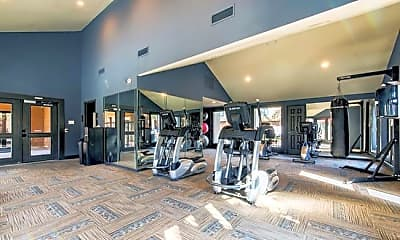 Fitness Weight Room, 10925 Briar Forest Dr, 0