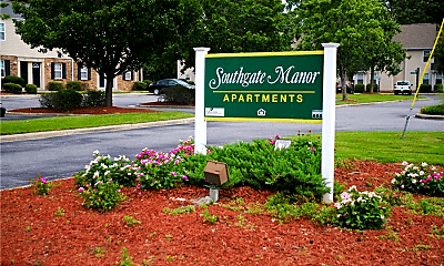 Community Signage, Southgate Manor, 0