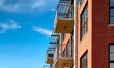 Building, The District Lofts, 2