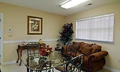 Dining Room, Springdale Creek, 2