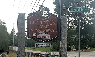 Littleton Lyne Apartments, 1