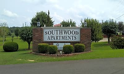 Southwood Apartments, 1