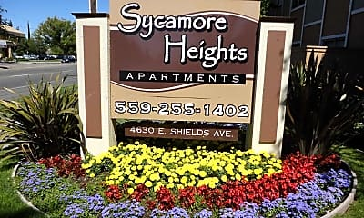 Sycamore Heights, 0